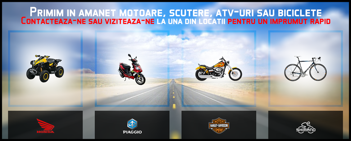 Motoare, ATV, Scuter, Bicicleta