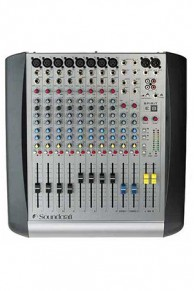 Mixer Soundcraft Spirit E8