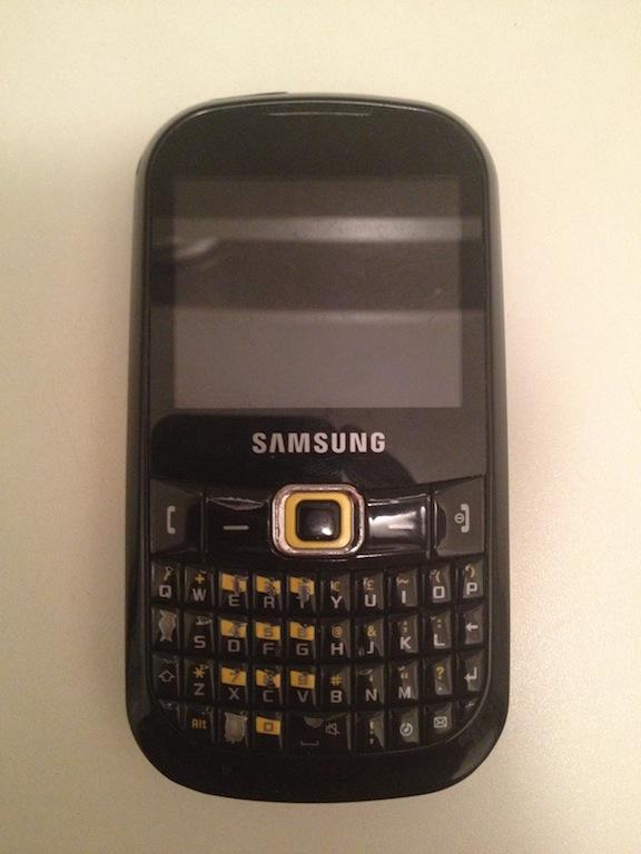 Telefon Smartphone Samsung B3210