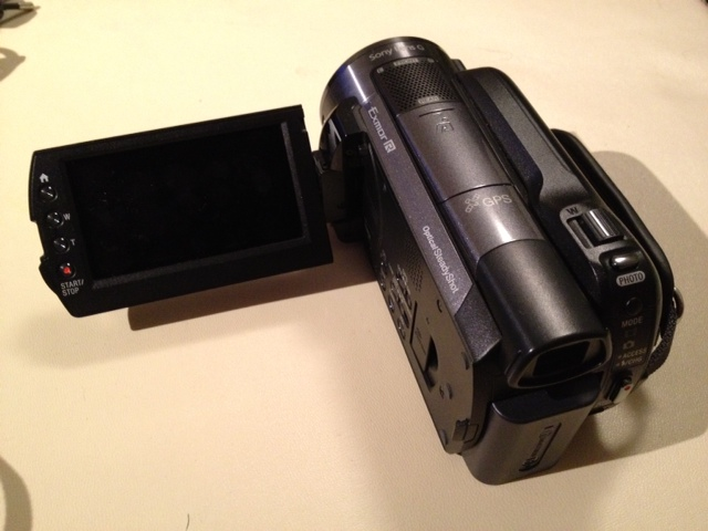 Camera video FullHD Sony HDR-XR500