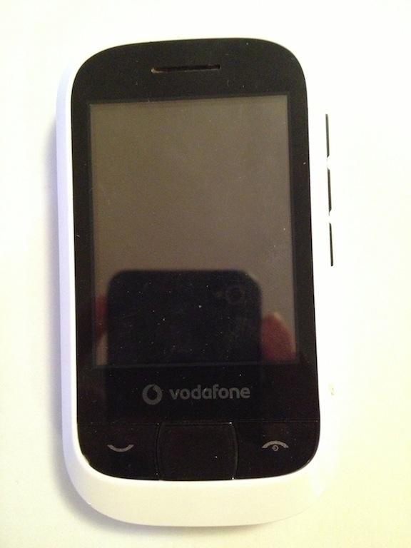 Telefon Smartphone Vodafone 455